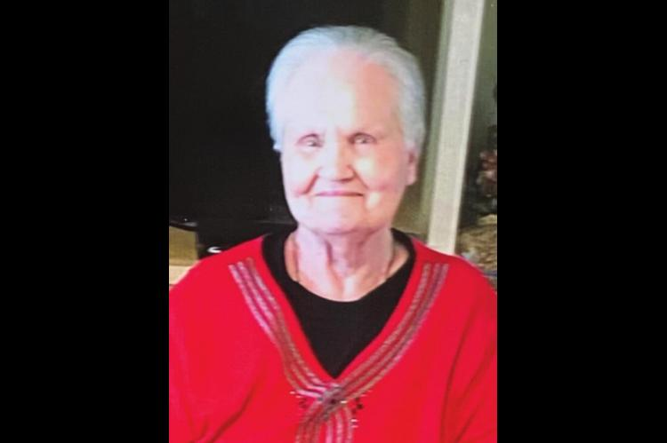 Services held for Shirley Jefferies
