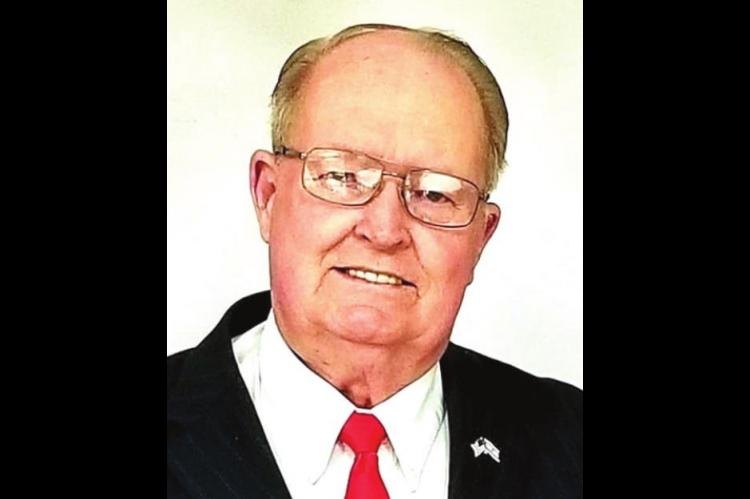 Rites held for Harvey Nickell