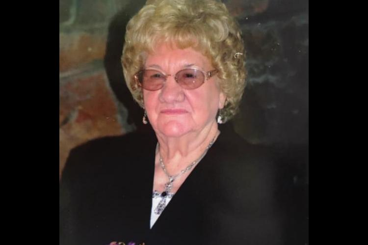 Service held for Dorothy England