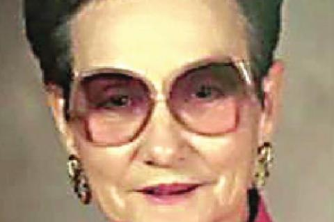 Service Friday for Ina Lee Stringfellow