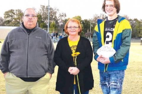 Allen Football, Cheer & Band Seniors