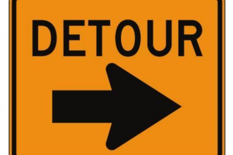 ODOT Road Closure