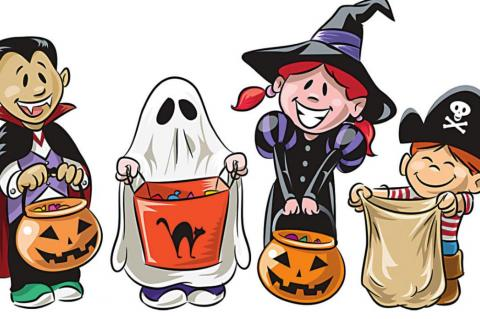 It's On!! Halloween in Allen