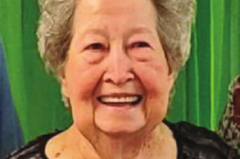 Service held for Alyne Smith
