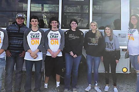 Allen Academic Team Regional Runner-Up
