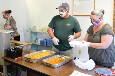 Allen Nutrition Site Keeping Seniors Fed