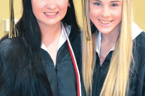 Zoey McDonald & Madison Dohlman