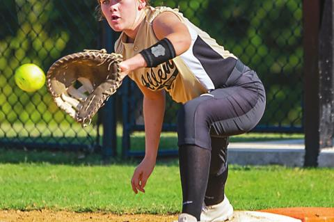Season ends for Lady Mustangs
