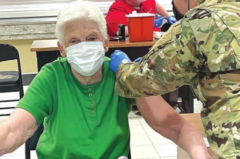 Covid Vaccine Clinic in Allen