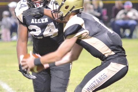 Allen Falls to Okemah - Travel to Liberty Friday
