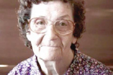 Rites held for Margaret Cagle