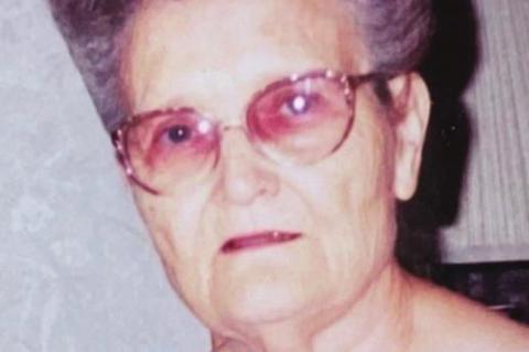 Service held for Wanda Blankenship