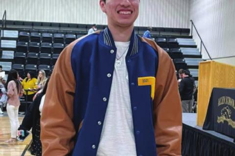 Chad Milne scores multiple all-state and all-star basketball honors