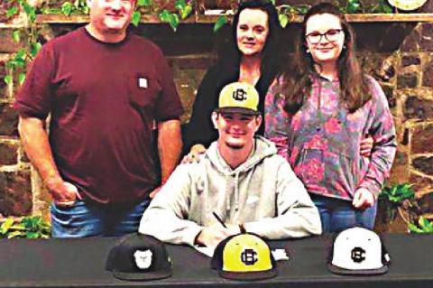 Calvin senior to play college baseball at USAO