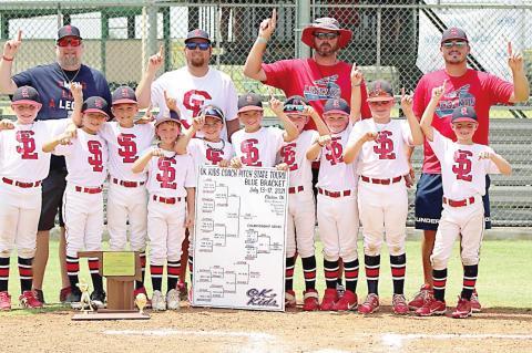 Local Team wins State Championship