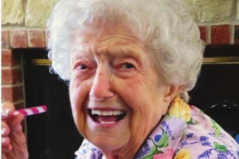 Graveside Services held for Lillian Allison