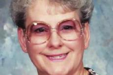 Rites held for Colena Huffstular