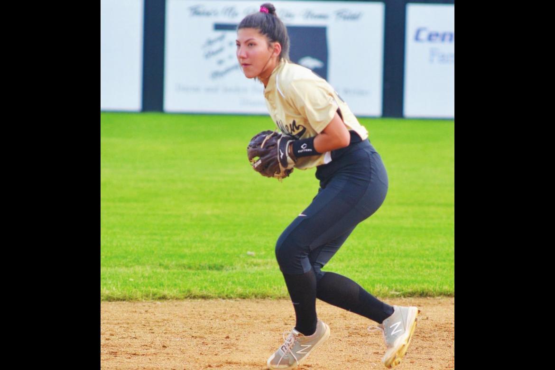 Senior Shortstop Hannah