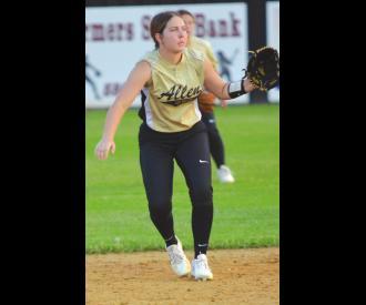 Lady Mustang Softball